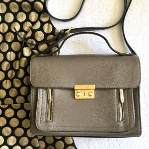 3.1 Phillip Lim Target Top Handle Crossbody Bag